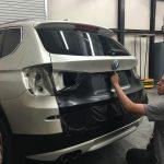 BMW Carbon Fiber Trunk Install